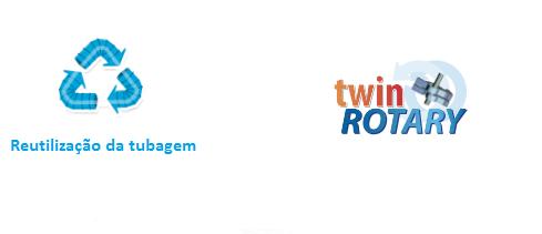 gama twin_reutilização da tubagem